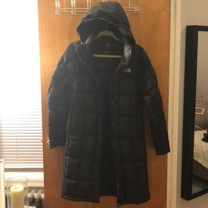 North Face Medium Length Jacket